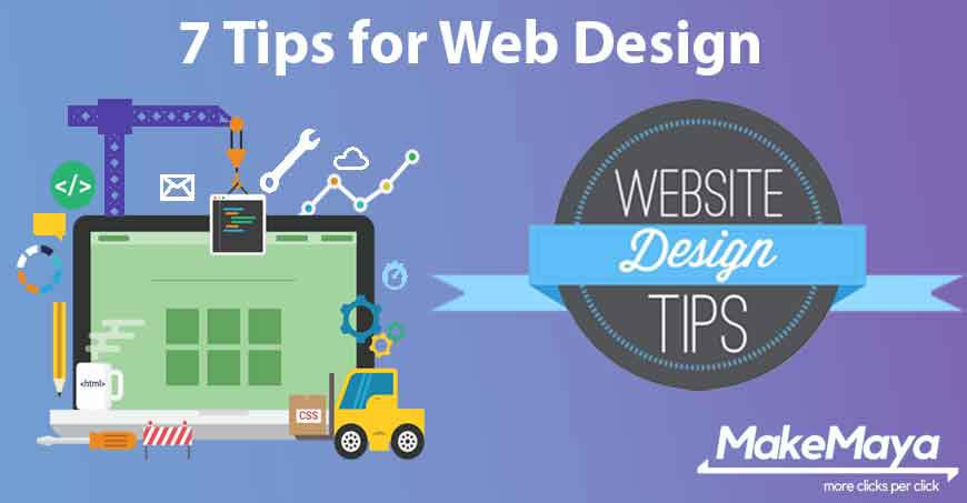 7 Tips for Web Design, Facts That Will Blow Your Mind