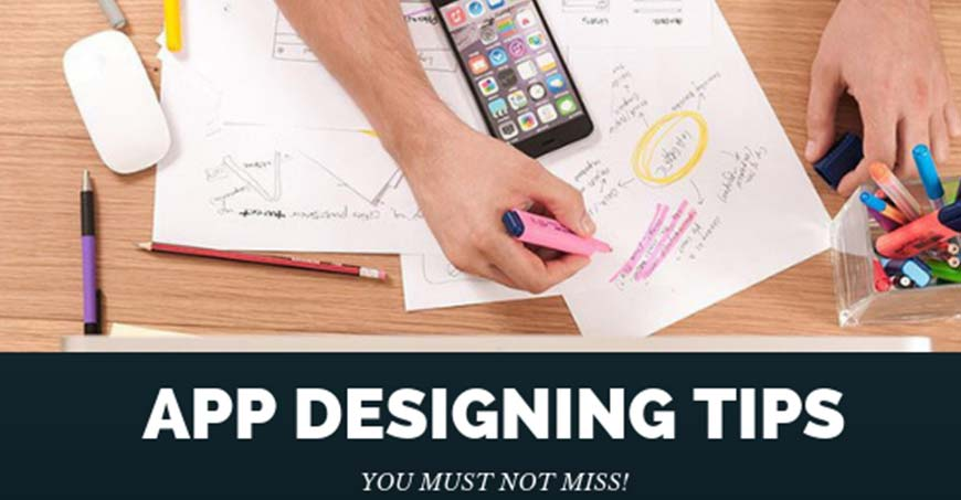 Mobile App Designing Tips