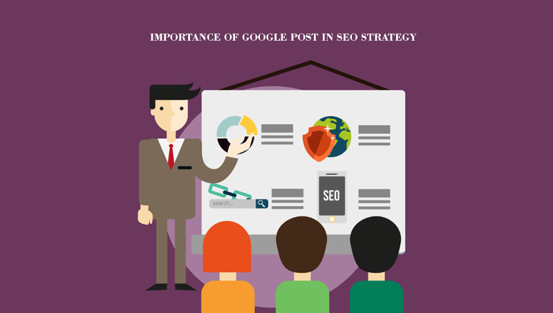 IMPORTANCE OF GOOGLE POST IN SEO STRATEGY
